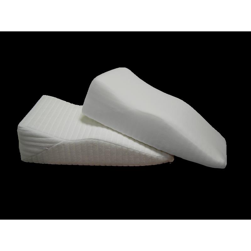 Beinruhekissenbezug 40x70 cm - Farbe: Weiß